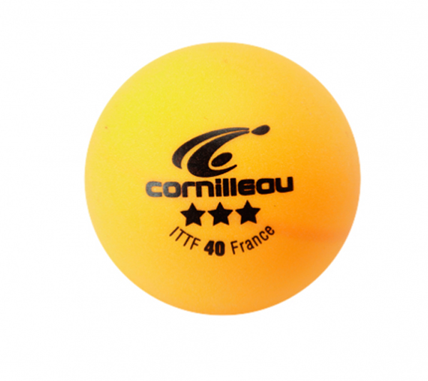 Balles de comp tition tennis de table ittf balle de ping - Balle plastique tennis de table ...