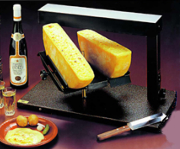 appareil raclette traditionnel appareil a raclette techni contact. Black Bedroom Furniture Sets. Home Design Ideas