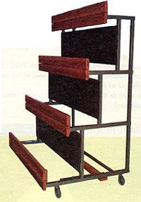 existe en 3 rangs pour 12 places. Black Bedroom Furniture Sets. Home Design Ideas